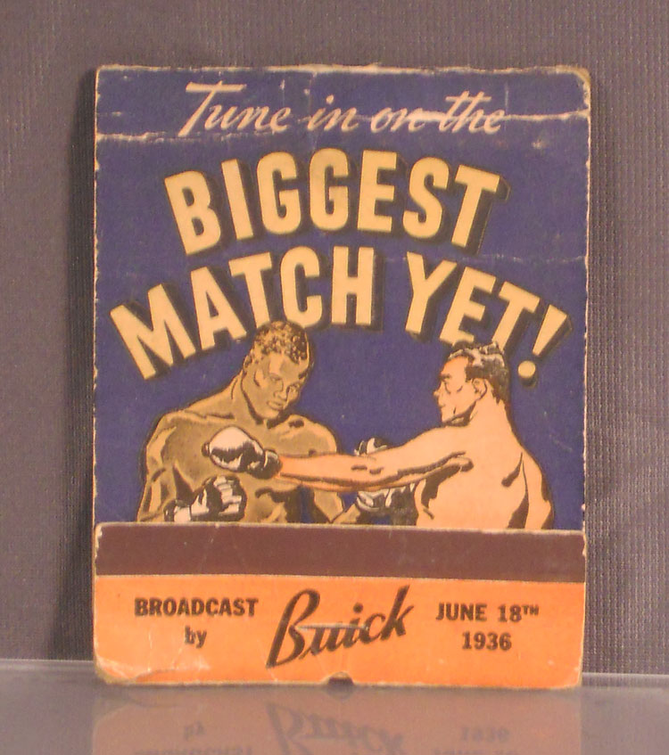 FEATURE MATCHES Match Books -Vintage Match Books with Colorful ...